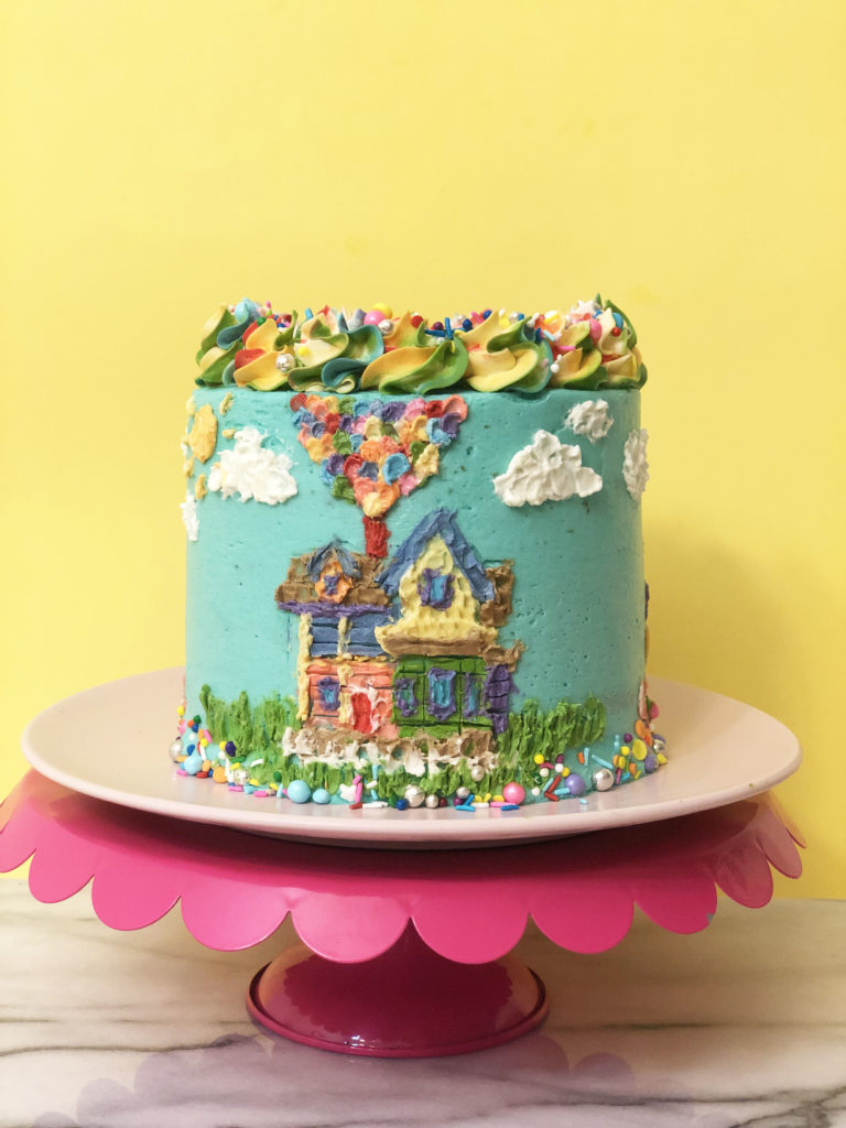 Custom cakes for parties in Vancouver, BC